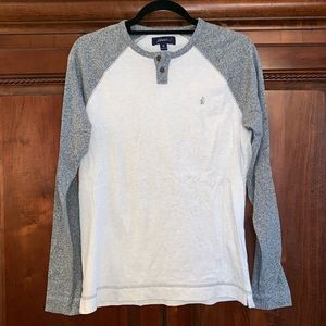 Johnie-O Long Sleeve Henley